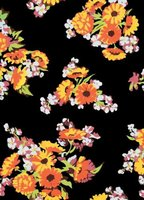 Collier campbell floral collection journal /anglais