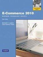 E-COMMERCE 2010  6TH ED.01/2010