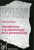 Introduction à la psychologie de la personnalité