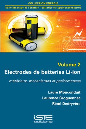 Electrodes de batteries Li-ion