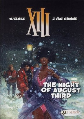 XIII - Volume 7 - The night of august third