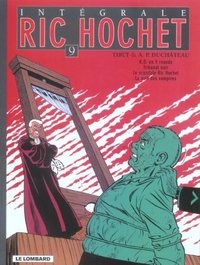Intégrale ric hochet - Tome 9 - intégrale ric hochet 9
