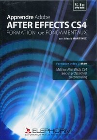 Apprendre Adobe After Effects CS4