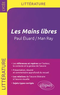 Les mains libres : Paul Eluard - Man Ray