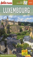 Guide petit fute ; city guide ; luxembourg (édition 2020)