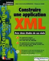 Construire une application XML