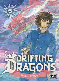 Drifting dragons - Tome 06