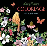 Living nature - coloriage pour adultes