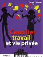 CAILLAUD CAROLE - Concilier travail et vie privée