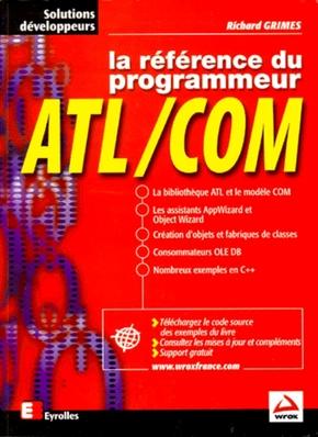 Richard Grimes- La référence du programmeur ATL/COM