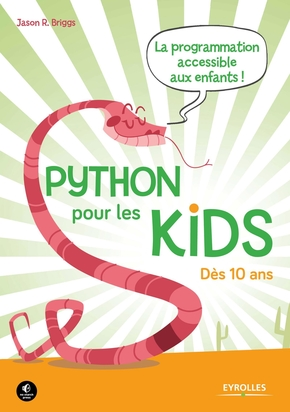 Jason R. Briggs- Python pour les kids