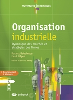 Organisation industrielle