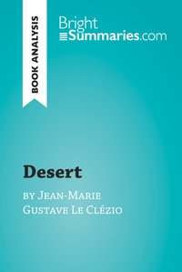 Desert by jean-marie gustave le clézio (book analysis)