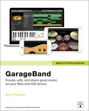 Apple pro training: garageband