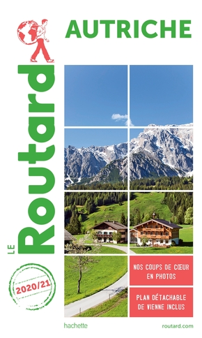 Guide du routard Autriche - 2020/21