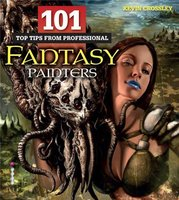 101 tips from professional fantasy painters /anglais