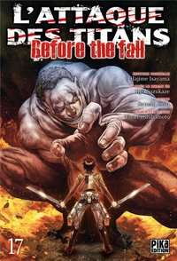 L'attaque des titans - before the fall - Tome 7