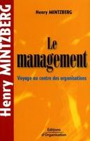 H.Mintzberg - Le management