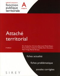 Attaché territorial