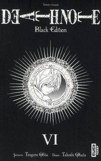 Death Note Tome 6 : Black Edition