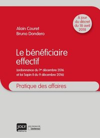 Le beneficiaire effectif