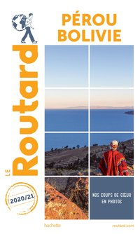 Pérou - Bolivie - 2020/21