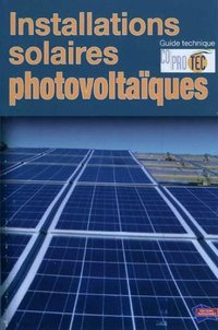 Installations solaires photovoltaïques
