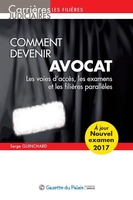 Comment devenir avocat