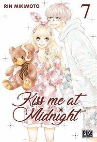 Kiss me at midnight - Tome 7