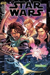 Star wars n°5 (couverture 2/2)