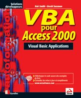 Rob Smith, David Sussman - VBA pour Access 2000