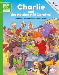 Charlie and the Notting Hill carnival