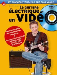 GUITARE ELECTRIQUE EN VIDEO