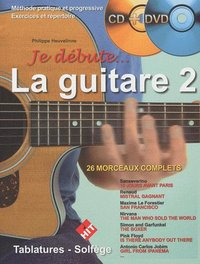 Je débute... la guitare - Volume 2