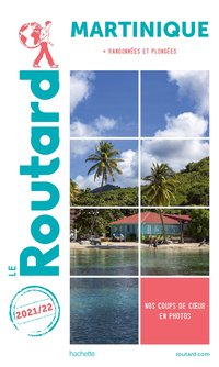 Guide du routard martinique 2021/22