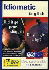 Go english - idiomatic english