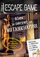 Alex et le secret de Toutankhamon