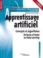 A.Cornuéjols, L.Miclet, V.Barra - Apprentissage artificiel