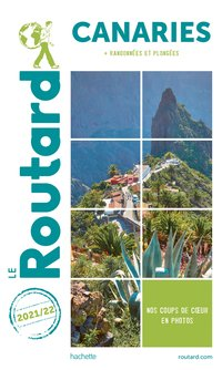 Guide du routard canaries 2021/22