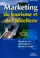 Jean-Louis Barma - Marketing du tourisme de l'hôtellerie