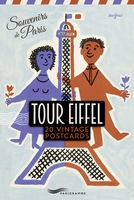 Tour Eiffel - 20 vintage postcards