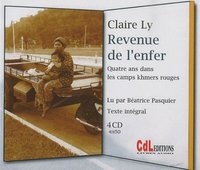 Revenue de l'enfer audio 4 cd