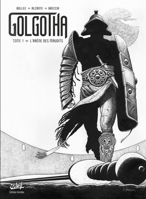 Golgotha - Tome 01 - edition nb
