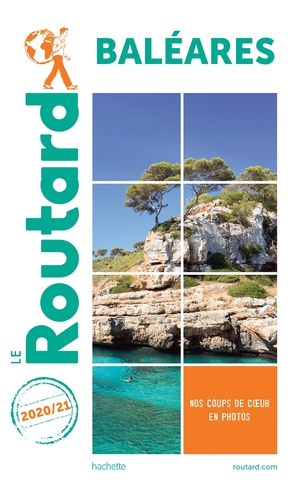 Guide du routard baléares 2020/21