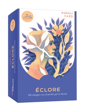 M.Cazo- Éclore : développer sa créativité par le dessin