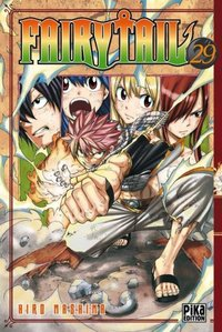 Fairy Tail - Volume 29