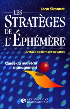 J.Simonet- Les stratèges de l'éphémère