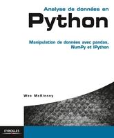 W.McKinney - Analyse de données en Python