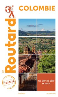 Guide du routard colombie 2020/21