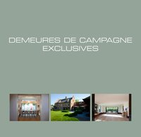 Demeures de campagne exclusives